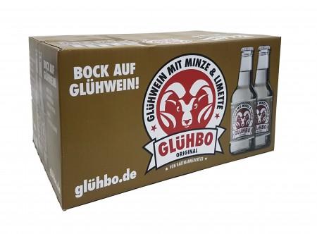 Glühbo Weiss 24 x 0,245 l - Wintersale-Karton